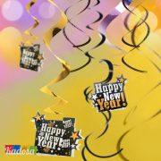 Ghirlande HAPPY NEW YEAR da appendere- Kadosa