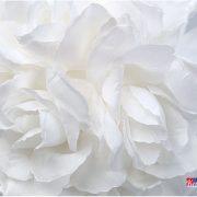 Flower Ball bouquet palla fiori bianchi - kadosa