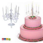 candeliere bianco - kadosa