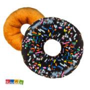 Cuscino Donut Cioccolato - Kadosa