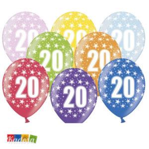 Palloncini 20 Anni - Kadosa