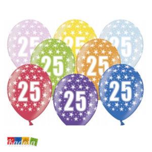 Palloncini 25 Anni - Kadosa