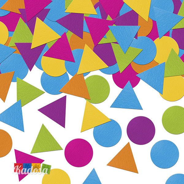 Coriandoli MultiColor - Kadosa