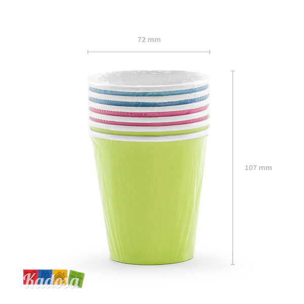 Bicchieri MultiColor - kadosa