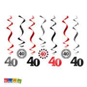ghirlanda 40 anni - Kadosa