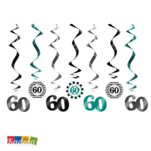 ghirlanda 60 anni - Kadosa