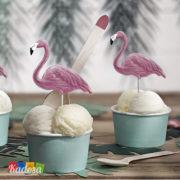 topper fenicottero flamingo - Kadosa