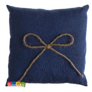 Cuscino Porta Fedi Blue JEANS - kadosa