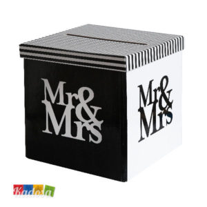 Gift Box Mr & Mrs - Kadosa