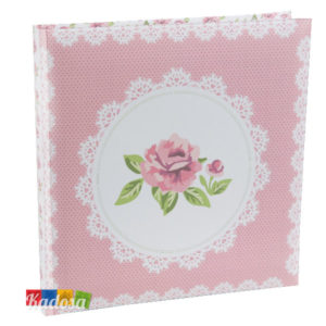 Guest Book Flower Rose Rosa - kadosa