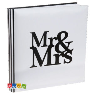 Guest Book Matrimonio MR & Mrs - kadosa