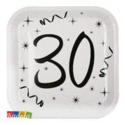 Piatti Party 30 Anni - kadosa