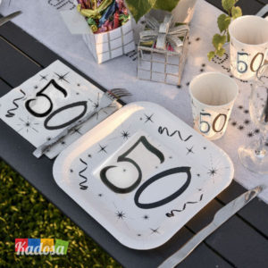 Set Elegant 50