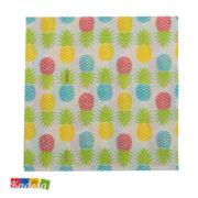 Tovaglioli di Carta Ananas Colorati Molot Belli e Colorati in Stile Tropicale - Kadosa