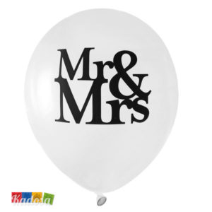 Palloncini Mr & Mrs - Kadosa