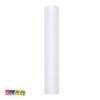 Rotolo Tulle Bianco 30cm- Kadosa