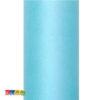 Rotolo Tulle Azzurro 30cm- Kadosa