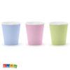 Bicchieri Colori Pastello - Kadosa