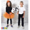Set Photobooth Halloween in Cartoncino 4 Sagome Giganti - Kadosa