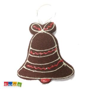 Biscotti CAMPANA Choco per Albero di Natale - Kadosa