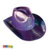 cappello cowboy Viola- Kadosa