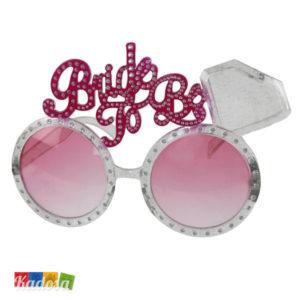 Occhiali BRIDE TO BE per futura Sposa - Kadosa