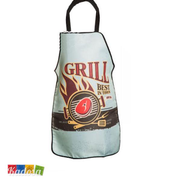 Grembiule Cucina BBQ GRILL - kadosa