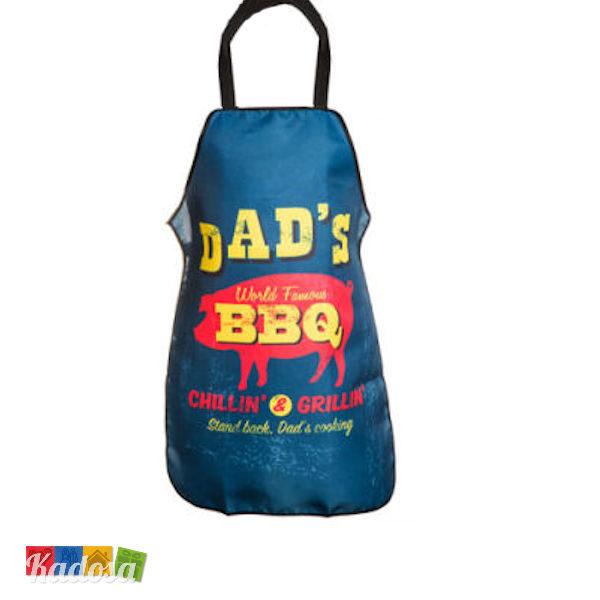 Grembiule Cucina DAD BBQ - kadosa