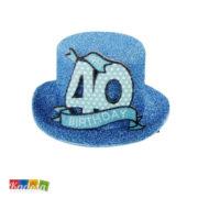 Mini Cappellino 40 Anni - Kadosa