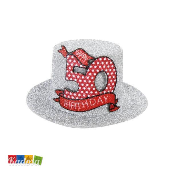 Mini Cappellino 50 Anni - Kadosa