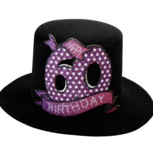 Mini Cappellino 60 Anni - Kadosa