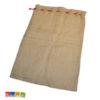Sacco in Juta Naturale 80 x 55 cm Porta Regali in Tema Cuntry - Kadosa