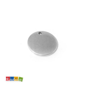 5 Ciondoli Charms Tondo 14mm - 1mm
