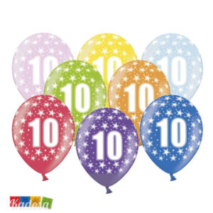 Palloncini 10 anni - Kadosa