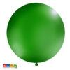 Palloncino Gigante verde smeraldo da 1 Metro Ideale per Matrimoni ed Eventi - Kadosa