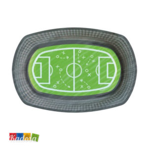 Piatti Ovali CALCIO football - Kadosa