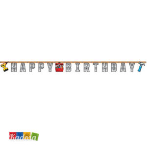 Banner Happy Birthday LA PICCOLA OFFICINA - Kadosa