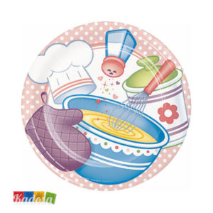 Piatti PASTICCI IN CUCINA Little Chef - Kadosa