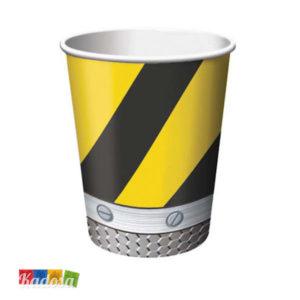 Bicchieri Lavori in Corso - Under Construction - Kadosa