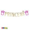 Banner Princess festa principesse - Kadosa