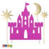 Cake Topper Castello Princess - kadosa