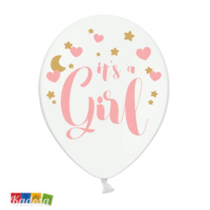 Palloncini it's a Girl baby shower - Kadosa