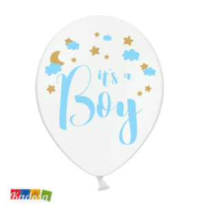 palloncini it's a boy baby shower - Kadosa