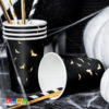 Bicchieri Pipistrelli Halloween - Kadosa