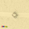 Guest Book Matrimonio Avorio Strass - Kadosa KWAP27