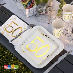 Set Elegant ORO 50
