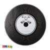 Tovagliette Disco Vinile MUSIC PARTY 6 pz - Kadosa