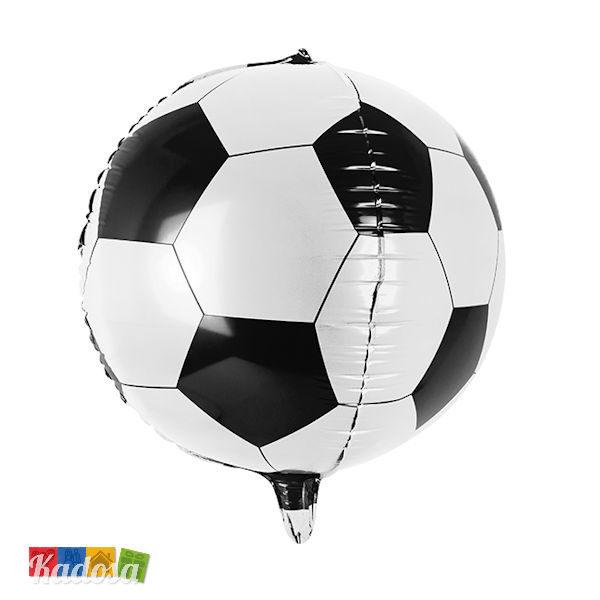 Palloncino Pallone da Calcio Grande in Foil Corposo e Definito - Kadosa