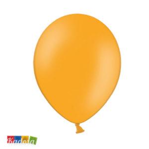 Palloncini Arancioni Tinta Unita Biodegradabili 10 pz - Kadosa