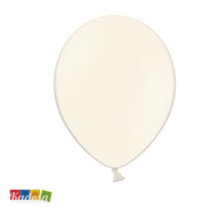 Palloncini Panna Tinta Unita Biodegradabili 10 pz - Kadosa